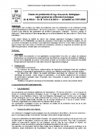 CHARTE DE PRODUCTION ORGE BRASSICOLE – 2020